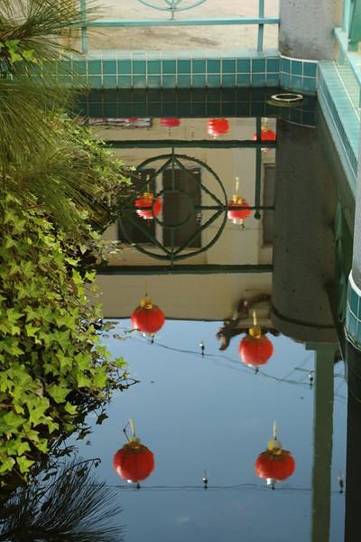ChinatownWestPlaza029-ReflectionInPond-2006-10-25.jpg