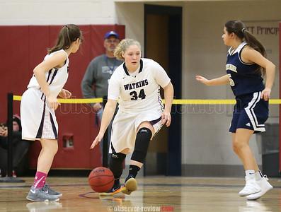 Watkins Glen Basketball 1-19-18