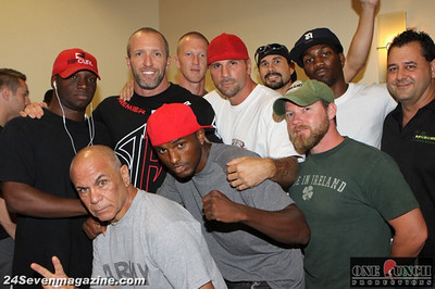 Ballroom Brawl at the DoubleTree...Weigh In... Thursday May 20, 2010 Savable