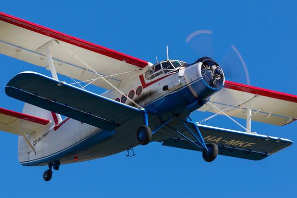 HA-MKF - Antonov An-2TP