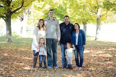 Suley/McKibben Family Portraits Proof Album