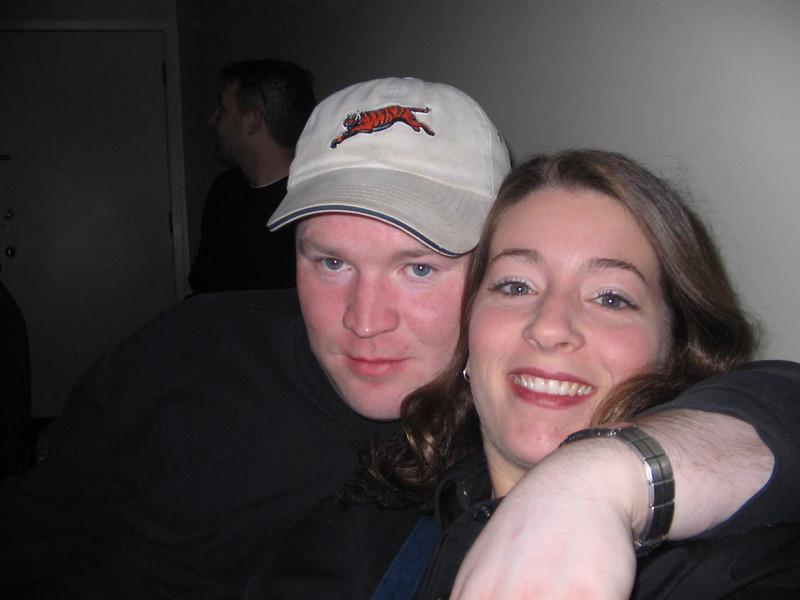 Ryan and Terri