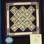 800 Miniature Quilts
