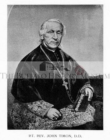 Rt. Rev. John Timon, D.D.