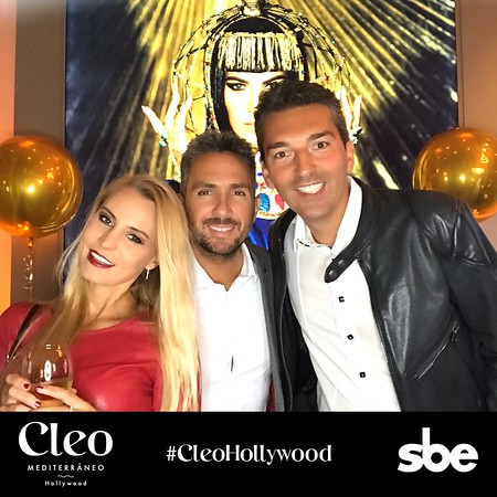 Cleo Hollywood Grand Re-Opening LA Photos