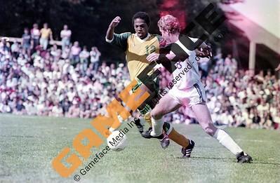 1982-1983 Men's Soccer