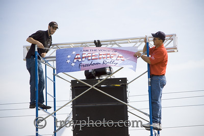 2009 Voice of America Freedom Rally