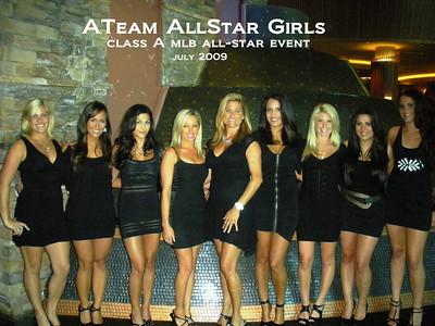 ALL-STAR BASEBALL GALA 2009. Class A MinorLB All-Star VIP Event