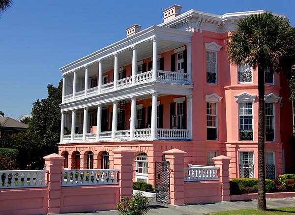The Palmer House; East Bay Street # 5; Historic Charleston, SC