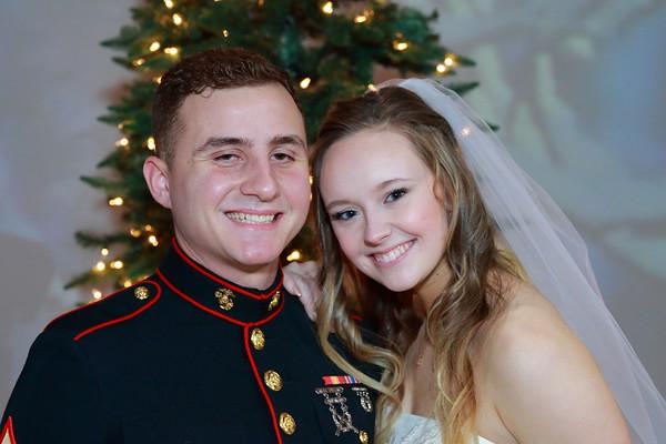 Olivia and Ethan wedding