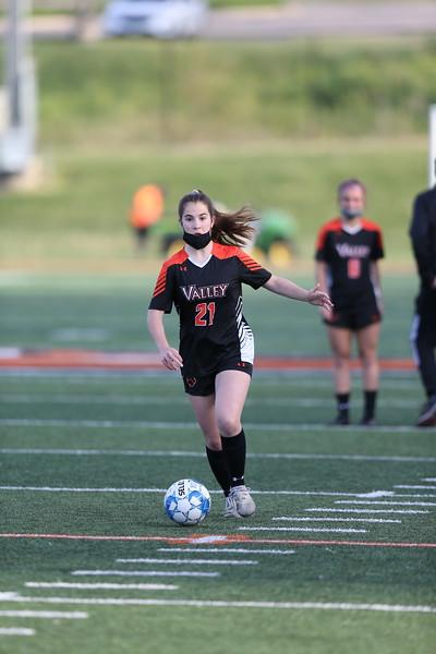 #21 Avery SEP @ VHS Girl's Varsity Soccer 5/11/21