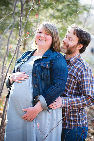 Ashley & Kevin - Maternity Portraits