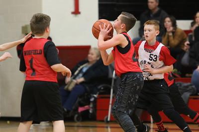 Boys' Basketball vs. Youth Night