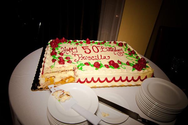 Priscilla's Party