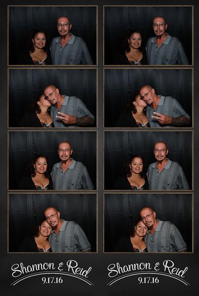 Shannon & Reids Wedding