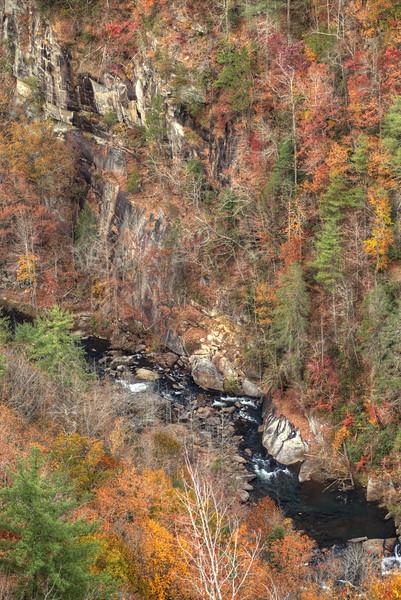 Tallulah Gorge - near Tallulah Falls, GA