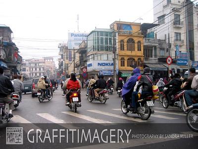 2005 TET - Hanoi Vietnam