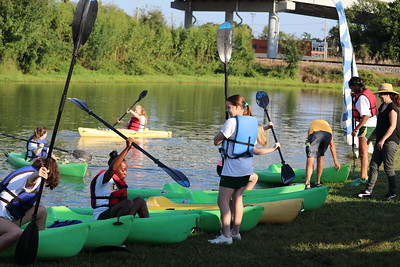 Physical Education - Kayaking