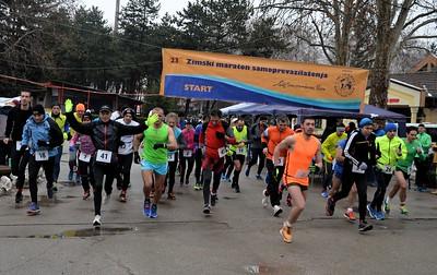 23. Zimski Maraton Samoprevazilaženja