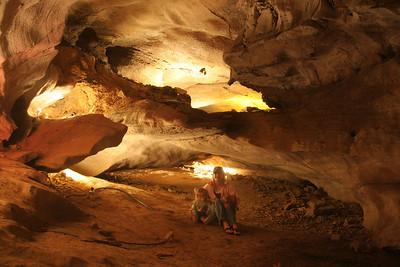 Appalachian Caverns 2009