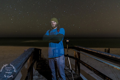Astrophotography on Pensacola Beach