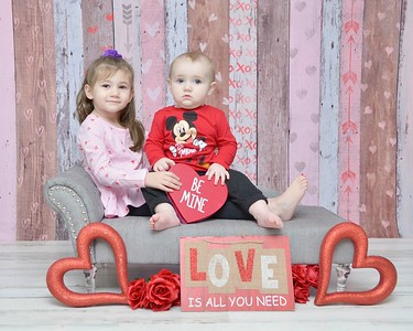 Marina & Jimmy Valentine's Day 2020