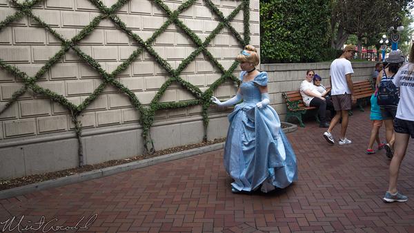 Disneyland Resort, Disneyland, Cinderella