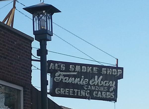 Al's Smoke Shop March 2013
