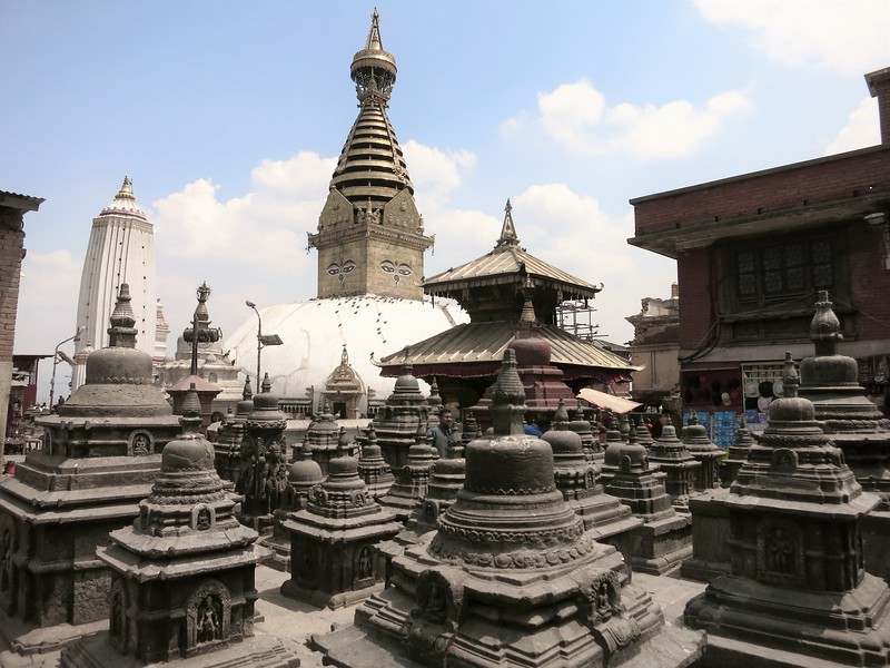 Culture shock traveling Nepal
