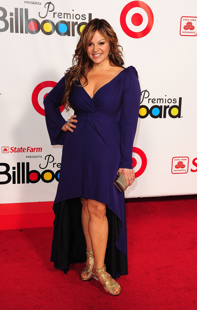. A small plane carrying Mexican-American singer Jenni Rivera went missing on December 9, 2012 after leaving Monterrey, Mexico. MIAMI - APRIL 23:  Singer Jenni Rivera attends the 2009 Billboard Latin Music Awards at Bank United Center on April 23, 2009 in Miami Beach, Florida.  (Photo by Gustavo Caballero/Getty Images)