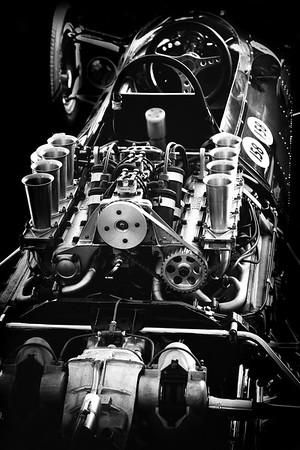 Machines (Black & White)