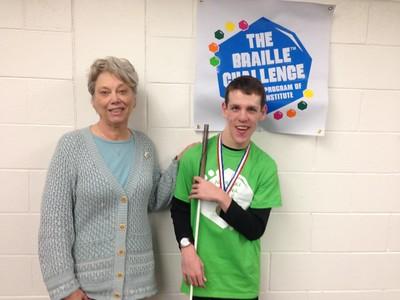 Braille Challenge 2015