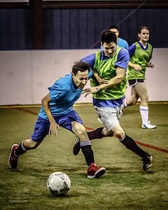 20130721 Warrior Indoor Soccer O30 Coed
