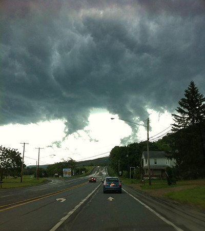 Cloud Formations, from Vincent Chitswara, McAdoo, West Penn (5-30-2012)