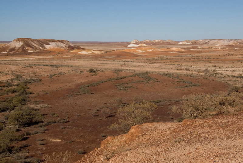 Breakaways 1 - Coober Pedy, South Australia