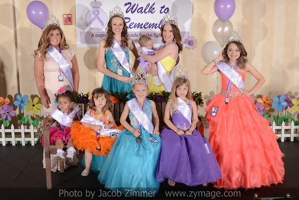 A Walk to Remember Pageants
