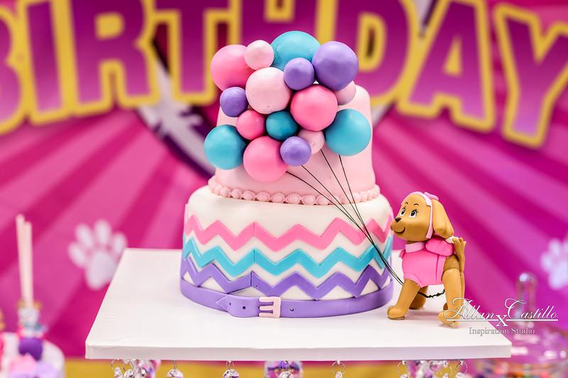 Khloey's 1st Birthday