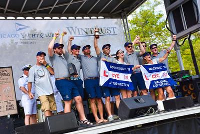 2019 111th CYCRTM: Awards & Sailors Celebration