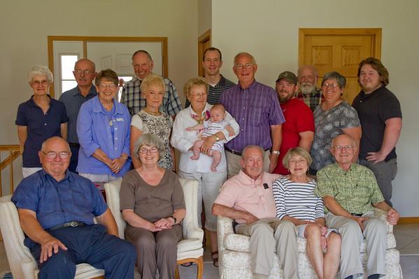 2012 Andersen Reunion