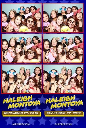 Haleigh's XV   Dec. 27th 2014