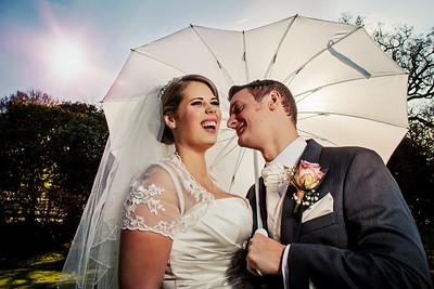 The Spring Woodborough Hall Wedding of Sharon and Alan