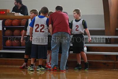 Elementary  Boys Basketball Jamboree 10-24-15