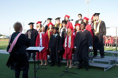2012, East Kentwood Graduation