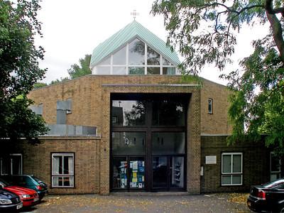 Holy Rood, Roman Catholic, Abingdon Road, New Hinksey, Oxford, OX1 4LD