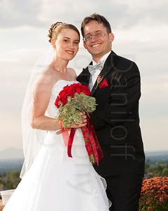 Jill Foster & Nicholas Ferrone - Wedding