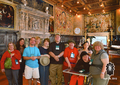 TRAVEL CLUB - Hearst Castle Day Tour