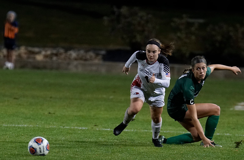 Women's Soccer Big South Semifinals