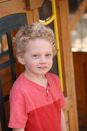 Peter Preschool Four Years Old