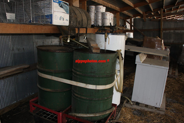 Biodiesel processor/reactor and waste oil - $3500