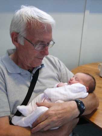 2012/10/07 Anna's birth